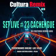 ENGANCHADO - SET LIVE CACHENGUE Vol 23- DJ CULTURA REMIX